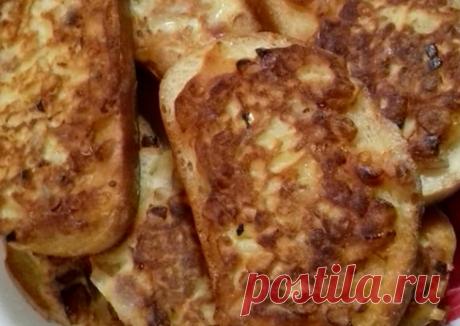 Луковые бутерброды - пошаговый рецепт с фото. Автор рецепта Татьяна . - Cookpad