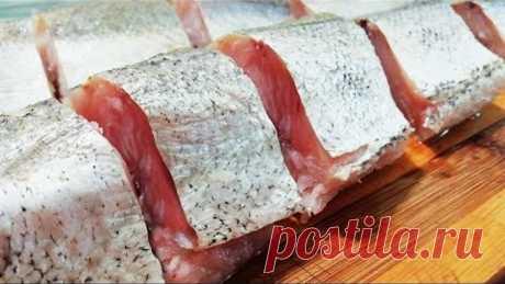 МИНТАЙ теперь готовлю только ТАК! Рыба Которая Сводит с Ума Всех, Кто Её Попробовал!