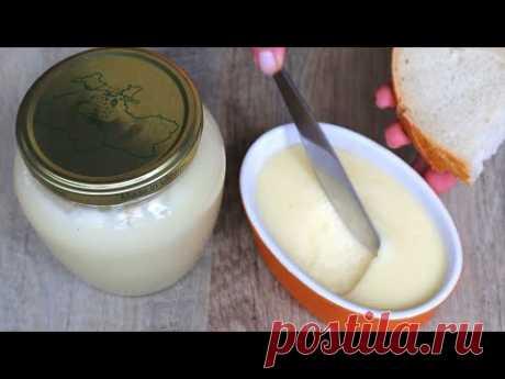 Плавленый Сыр за 10 минут из 2 основных ингредиентов! Круче Магазинного!!