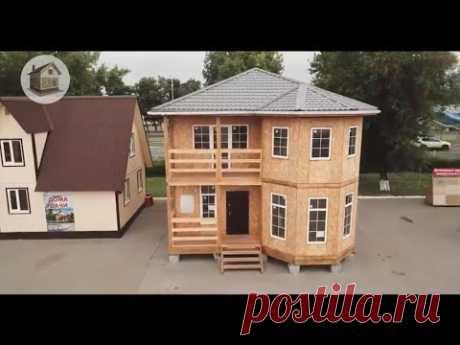 #175 Почти идеальный дом из сип панелей
