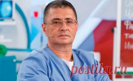 Доктор Мясников: «Коронавирус полностью успокоится к середине апреля...»