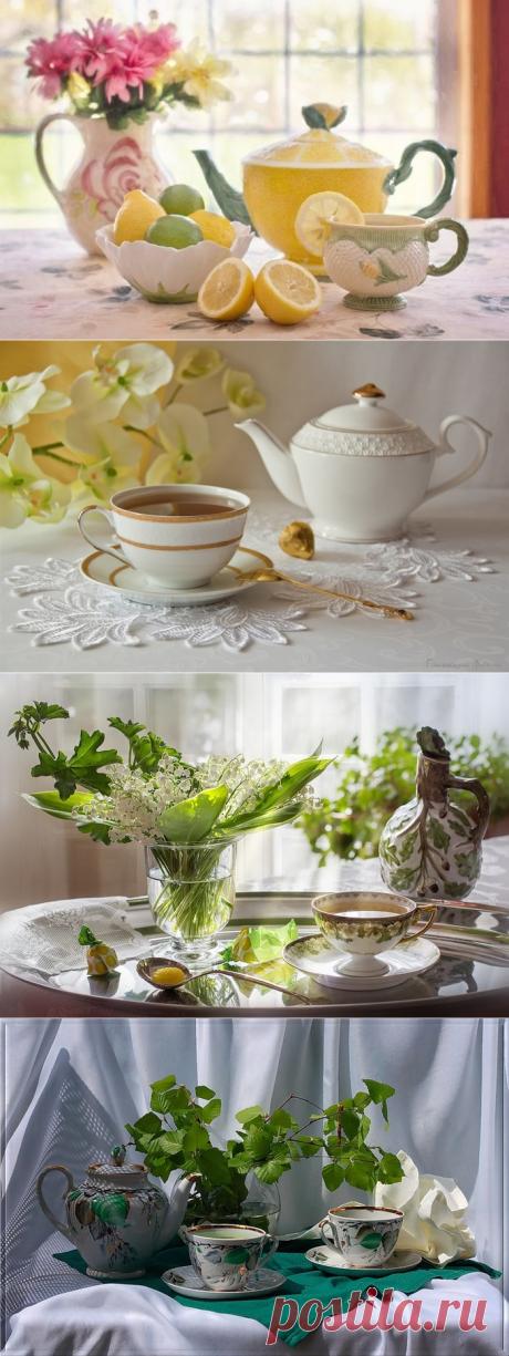 Напиток молодости – зеленый чай