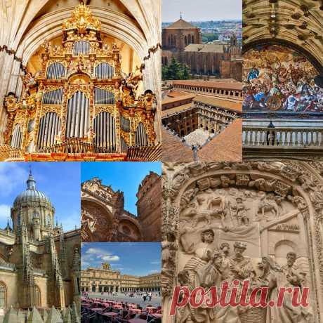 Провинция Саламанка | Туризм в Испании Саламанка (провинция) - входит в состав автономного сообщества Кастилия и Леон, экскурсии в Саламанке с гидами на русском языке на 2018 - 2019 год