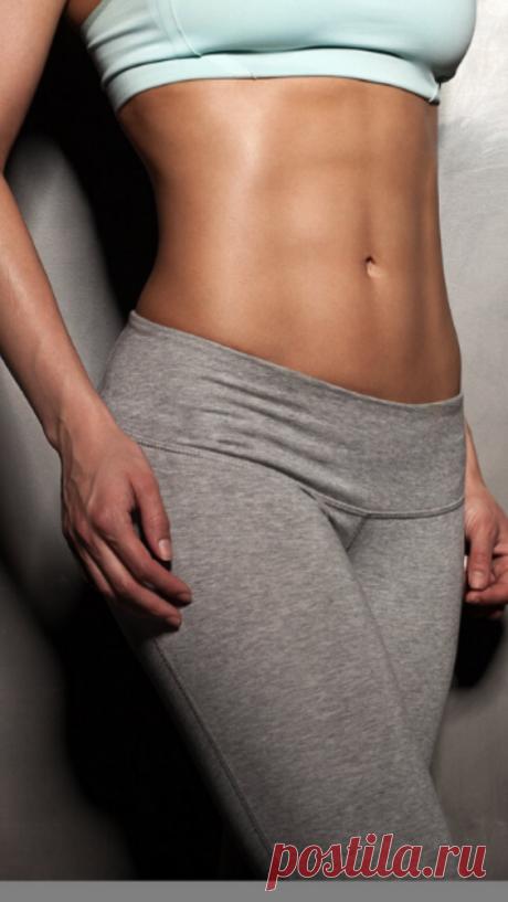 4 упражнения, чтобы уменьшить живот всего за 4 недели - Советы и Рецепты