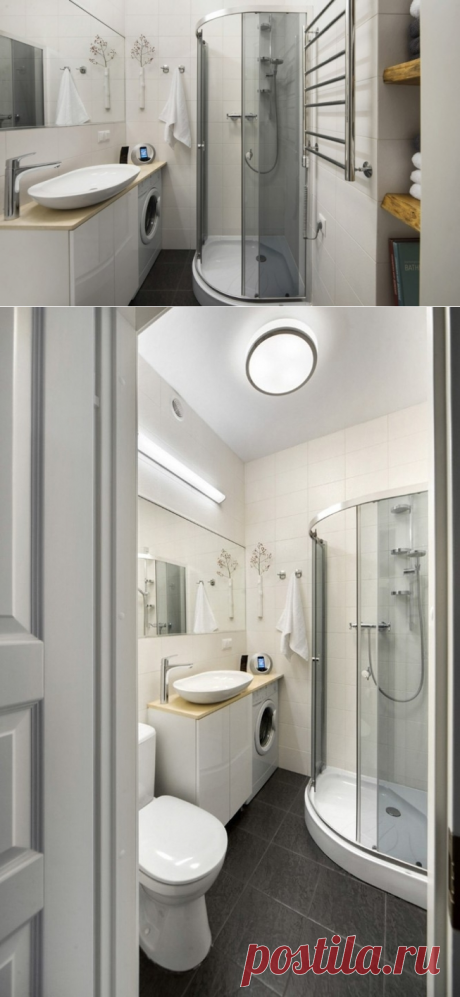 Нетипичный дизайн хрущевки - Дизайн интерьеров | Идеи вашего дома | Lodgers