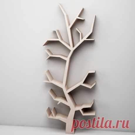 Стеллаж Дерево