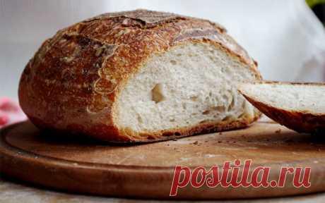 3 рецепта вкусного домашнего хлеба