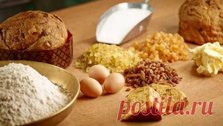 Итальянская пасха Панеттоне: рецепт пасхи с фото для приготовления в домашних условиях