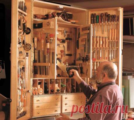 Органайзер для инструментов своими руками: выбор материалов и способов применения с фото