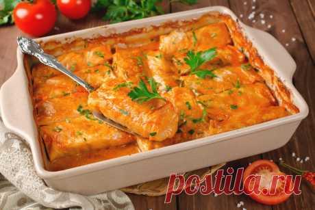 Рецепт голубцов с мясом
