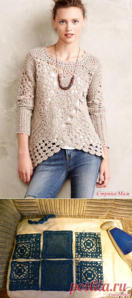 Irish crochet &: CROCHET BOHO ... БОХО