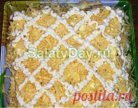 Салат с копченой курицей и ананасами - доступен по своей стоимости: рецепт с фото и видео