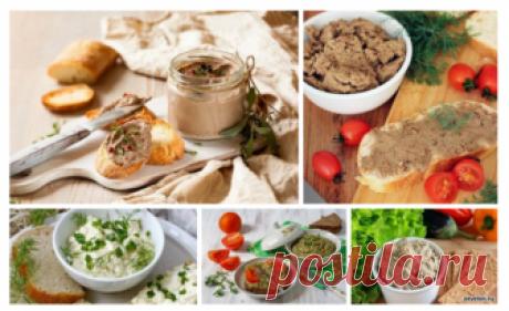 5 диетических рецептов приготовления паштета: просто, сытно и вкусно!
