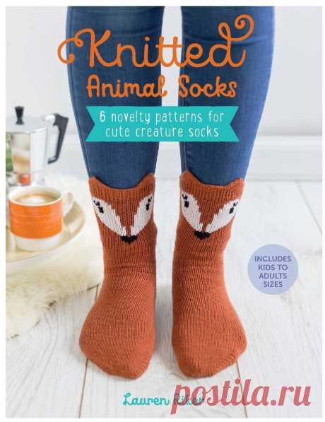 Knitted Animal Socks