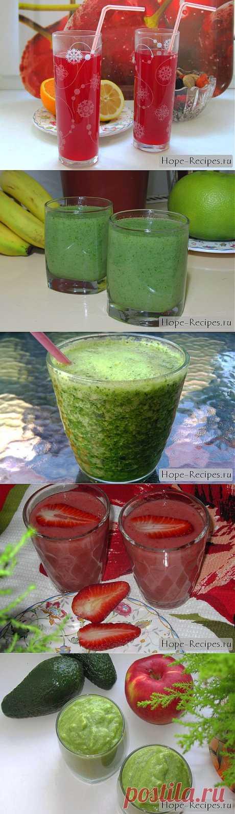 Напитки © Кулинарный блог Рецепты Надежды