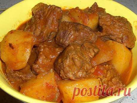 Индийская кухня - Вторые блюда