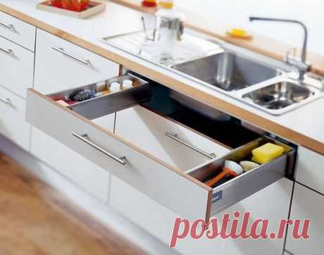 Полезные идеи для кухни — Сделай сам, идеи для творчества - DIY Ideas