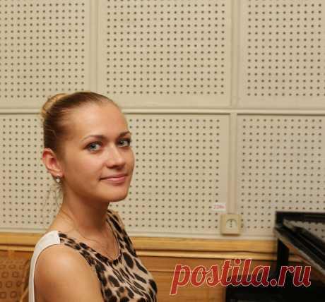 Екатерина Грачева в концерте 30 ноября 2012 года