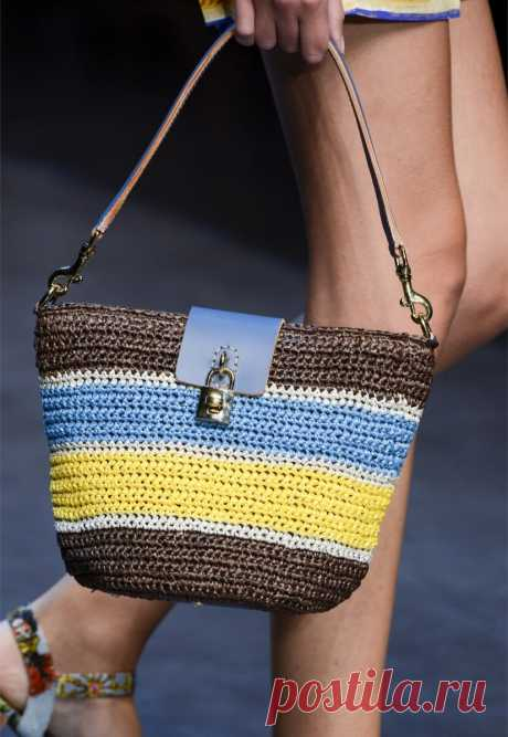 Коллекция вязаных сумок от кутюр с видео уроками 🌺 | Asha. Вязание и дизайн.🌶 | Яндекс Дзен