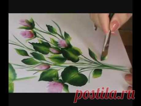 HOJAS - LEAVES ( PINTURA MULTICARGA - ( PINTURA DECORATIVA- DECORATIVE PAINTING)