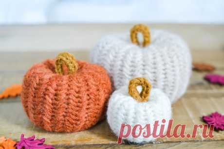 Pumpkins Crochet