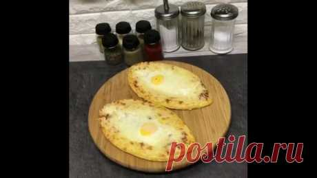 KHACHAPURI FROM HAVUSHKI\u000aLazy a la khachapuri\u000a\u000aIngredients: • cottage cheese-200 gr.; • flour-40 gr.; • salt, spices - to taste; • tsp sugar-1\/2 without hill; • an egg yolk-1 (I have house cottage cheese, it already was very soft. If cottage cheese is dryish, then add the whole egg); • cheese (I took suluguni, but it is possible to use any)-50 gr.; • egg-2.\u000aTo show completely …