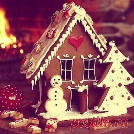 И мое сердце замирает от ожидания и трепета. Скоро Новый год. Скоро будет праздник. Чудо обязательно произойдет, сказка только начинается...