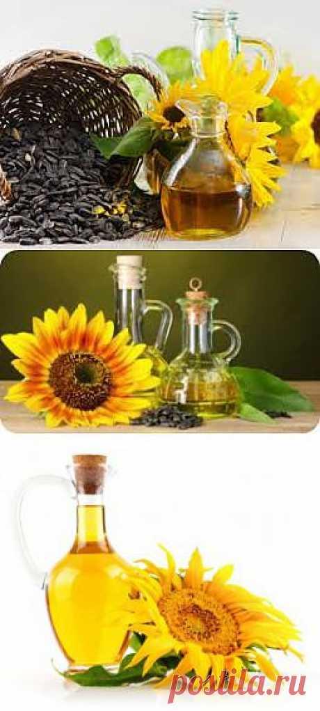 В чем польза и как применяют миндальное и подсолнечное масло?