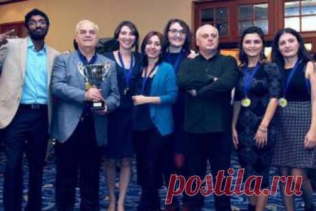 Спорт Грузинские шахматистки завоевали серебро на чемпионате Европы - свежие новости Украины и мира
