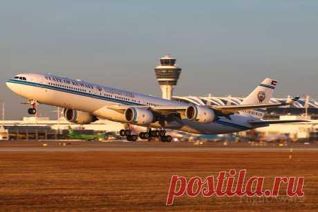 Фото Airbus A340-500 (9K-GBA) - FlightAware