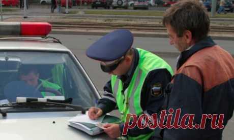 Автомобилист не согласен с протоколом ГИБДД: имеет ли он право отказаться от подписи бумаг