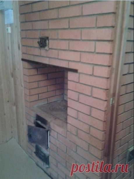 Реконструкция дровяной печи