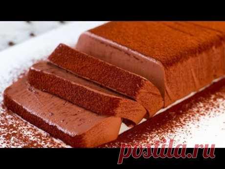 Шоколадный мусс - самый вкусный десерт без грамма муки! | Appetitno.TV