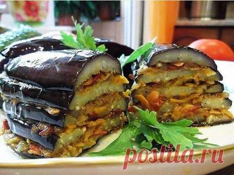 Лучшие кулинарные рецепты: Баклажаны по-турецки
