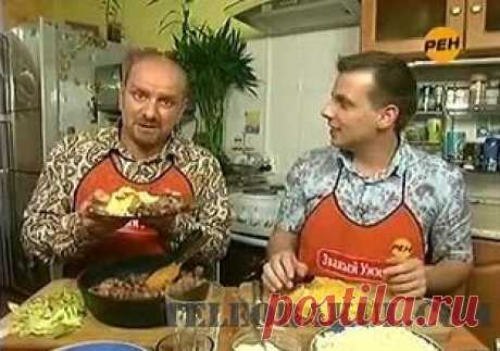 Мамалыга со шкварками (рецепты: Званый ужин) - рецепты с фото