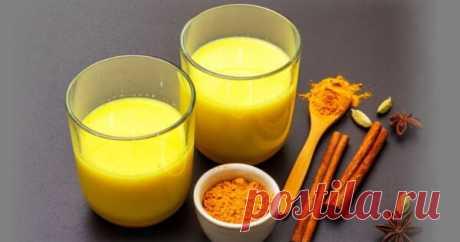 Золотое молоко: как приготовить и полезные свойства Золотое молоко — полезный лечебный напиток, компоненты которого очищают капилляры, оказывают омолаживающее, иммуноукрепляющее действие. В состав входят куркума, молоко и мёд. Что это за напиток Золотое молоко — это волшебный индийский напиток. Последователи Аюрведы считают, что это лекарство от...