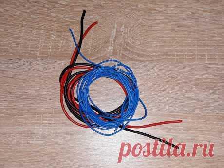 Как выбрать сечение провода в авто электрике? | AvtoTechLife | Яндекс Дзен