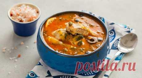 Рыбная солянка – сытно, горячо, ароматно и вкусно, как у мамы   gastronom.ru   Яндекс Дзен
