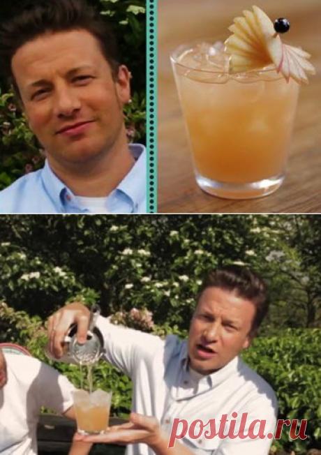 Рецепты алкогольных коктейлей | Рецепты Джейми Оливера