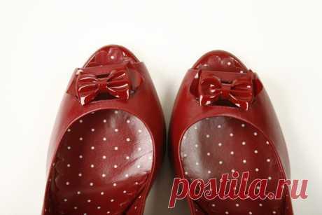 Разнашиваем новую обувь | Уборка | Дом и интерьер | Женский журнал Домашний Очаг