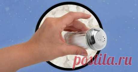Это удивительные причины, по которым вы должны распространять соль вокруг своего дома