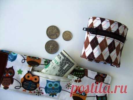 Потайной браслет-кошелек на руку | Самошвейка - сайт о шитье и рукоделии