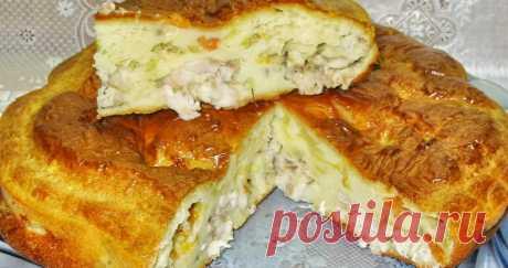 Заливной пирог с рыбой пошаговый рецепт с фото на сайте академии выпечки Dr.Oetker