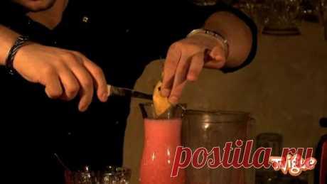 Коктейль «Тутти–Фрутти» - Хобби и образование - Видео - Сайт