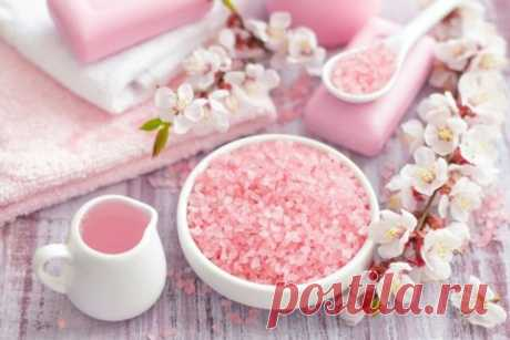 Соль — простое средство для укрепления и роста волос