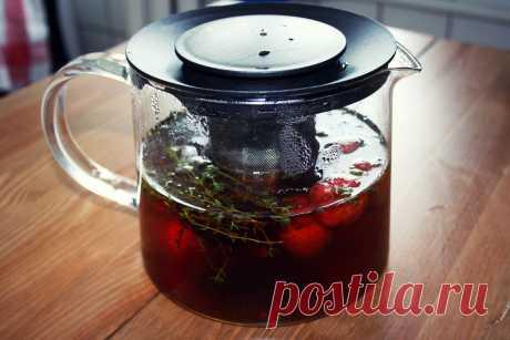 Как готовить чай – «Еда»