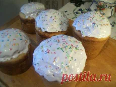 Las roscas de Pascua de Pascua