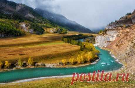 Las montañas de oro de la Altai – Este mundo fabulosamente hermoso, el usuario Liudmila Severina | los Grupos Mi Mundo
