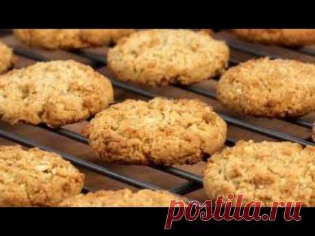 ОРЕХОВОЕ печенье   ВКУСНО, ЛЕГКО и БЮДЖЕТНО   Всего 4 ингредиента