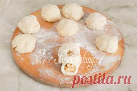 Быстрое тесто для пирожков без дрожжей - рецепт с фото